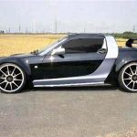 Modifiye Smart Roadster Modelleri