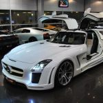 Modifiyeli Mercedes – Benz SLS Modelleri