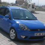 Modifiyeli Ford Fiesta Modelleri