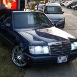 Modifiyeli Mercedes – Benz 200 Modelleri