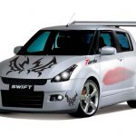 Modifiyeli Suzuki Swift Modelleri