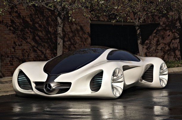 Mercedes-Benz Advanced Design North America, Carlsbad,CA -> Design Study BIOME zur L.A. Design Challenge